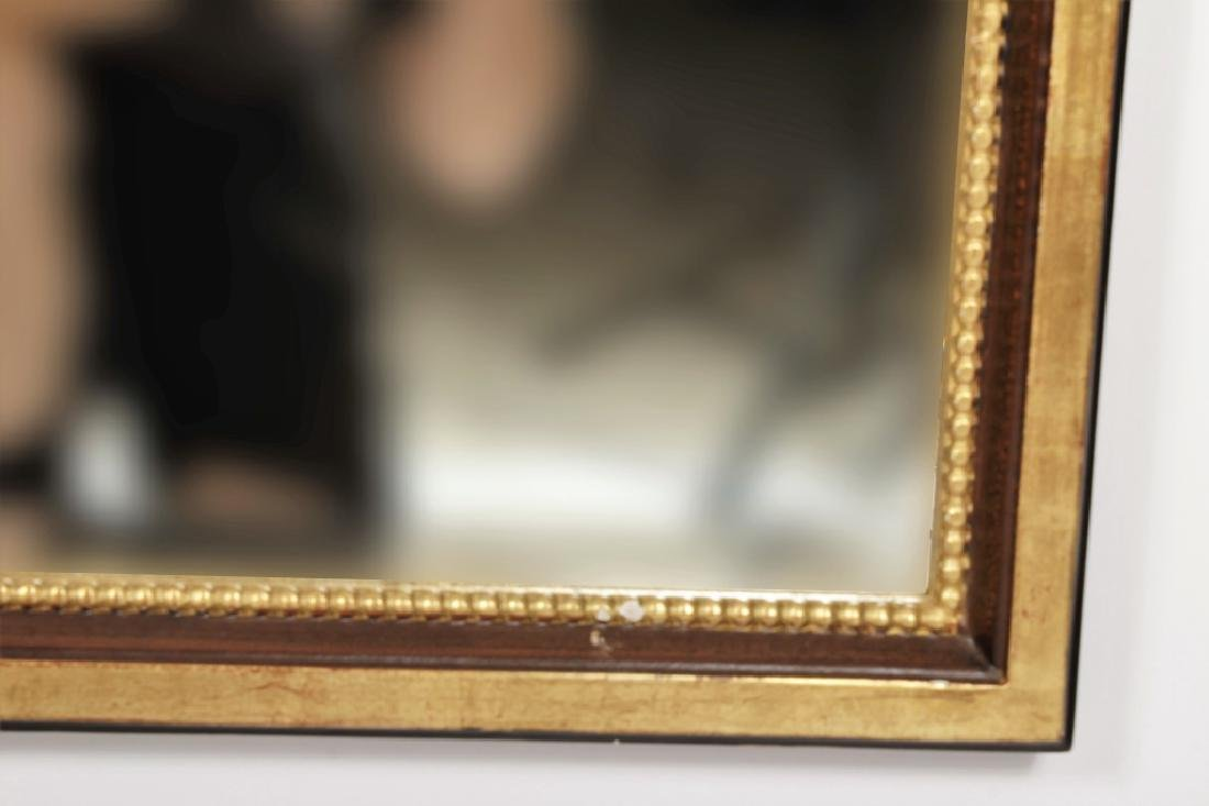 Louis XVI Style Rectangular Beveled Mirror - 3