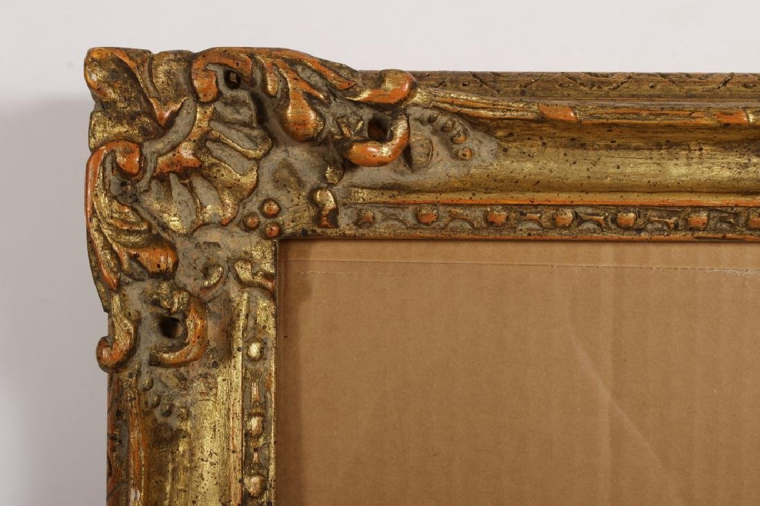 Large Art Nouveau, L 19th C.,  Frame and 3 Others - 3