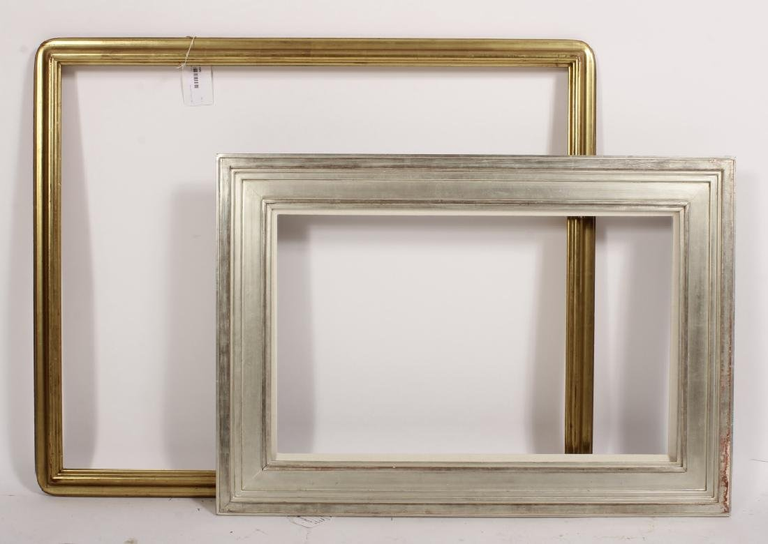 Large Art Nouveau, L 19th C.,  Frame and 3 Others - 4