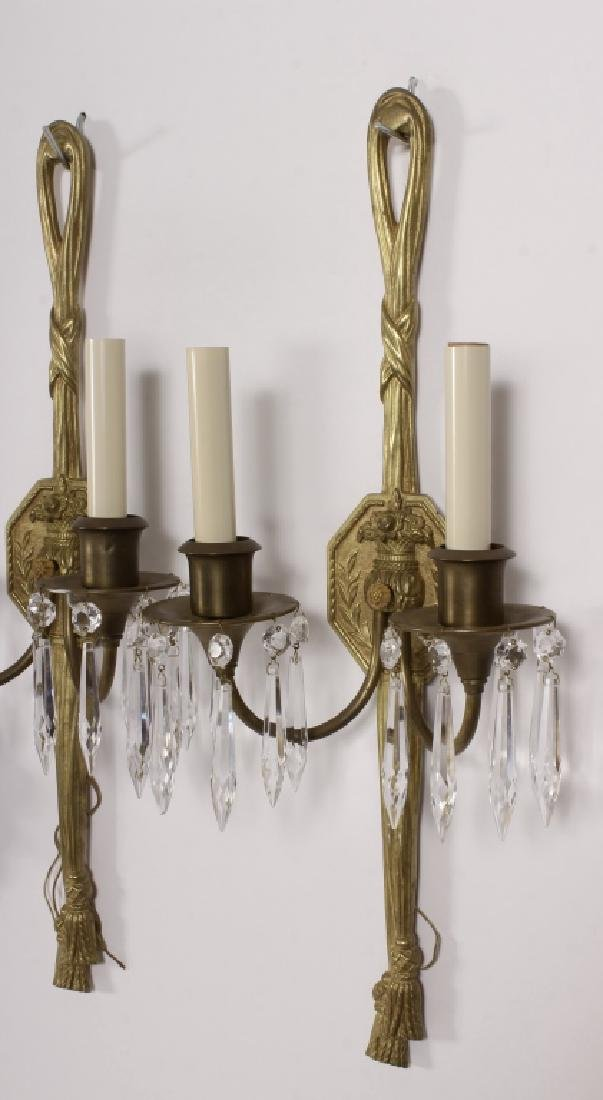 3 Prs. of European Style Wall Sconces - 3