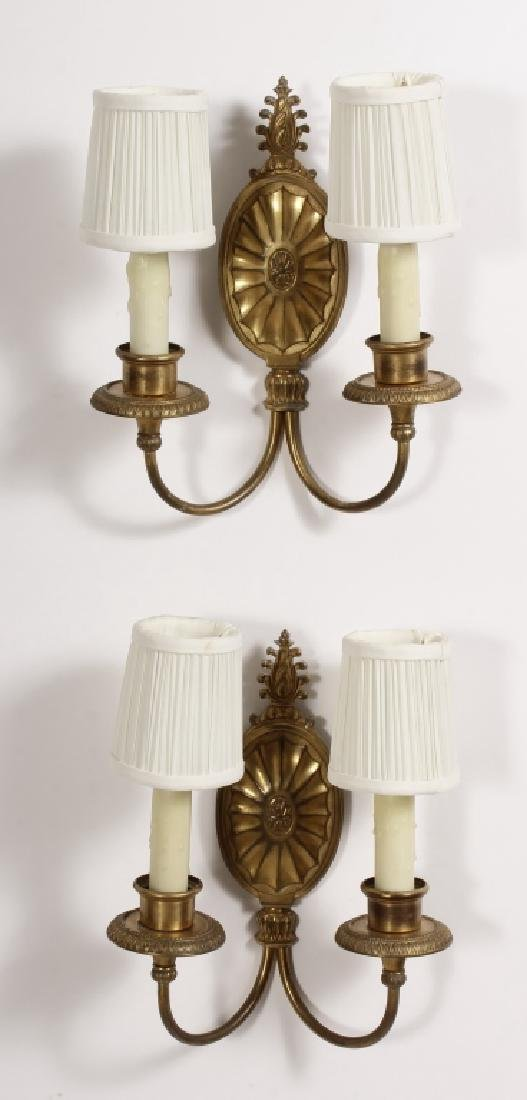 3 Prs. of European Style Wall Sconces - 7