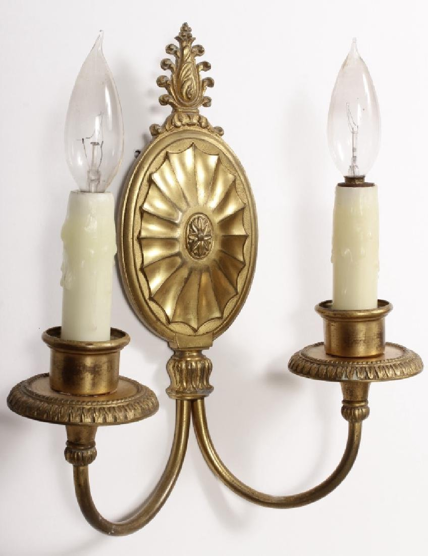 3 Prs. of European Style Wall Sconces - 8