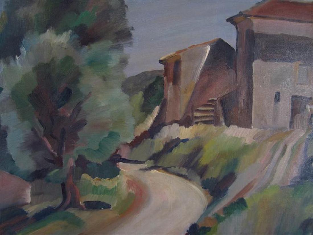 Robert Hallowell, Am., 1886-1939, Two Oils - 5
