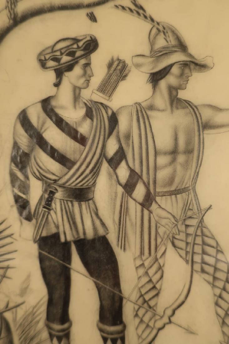 Norman Bel Geddes Am. 1893-1958 Theatrical Design - 3