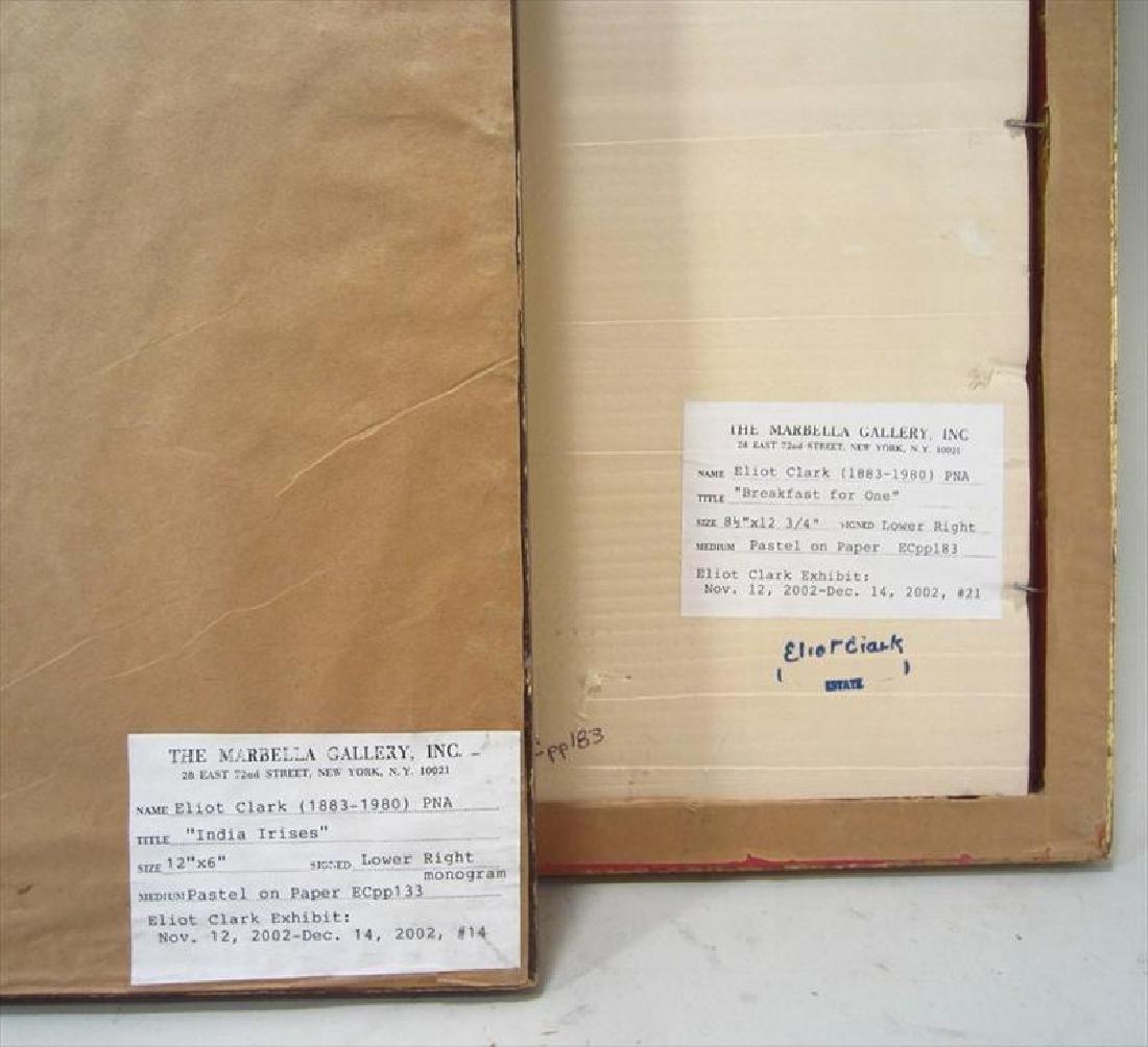 Eliot C. Clark, American, 1883-1980, Two Still Lif - 8