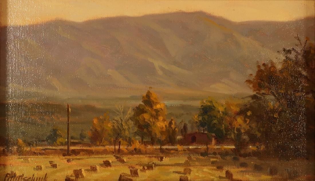 John Pototschnik b.1946 New Mexico Farm O/B