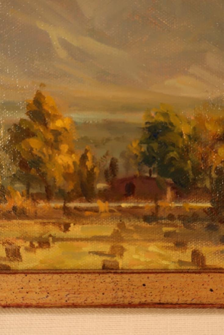 John Pototschnik b.1946 New Mexico Farm O/B - 3