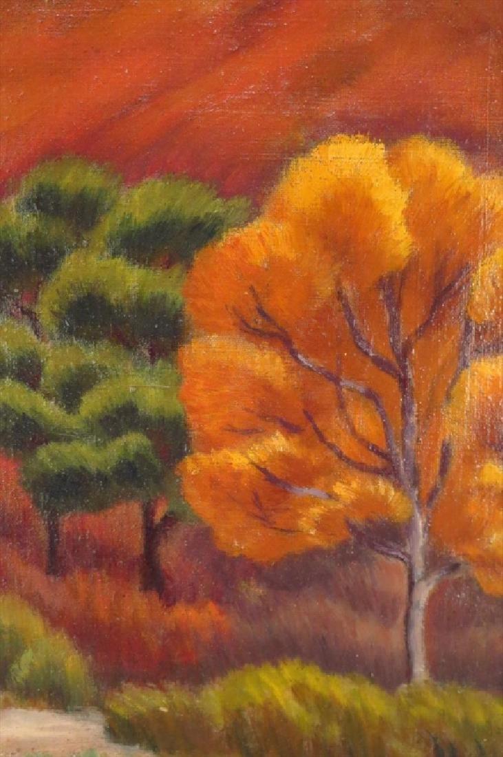 Paul Hermann Rohland, 1884-1953, Western Landscape - 3