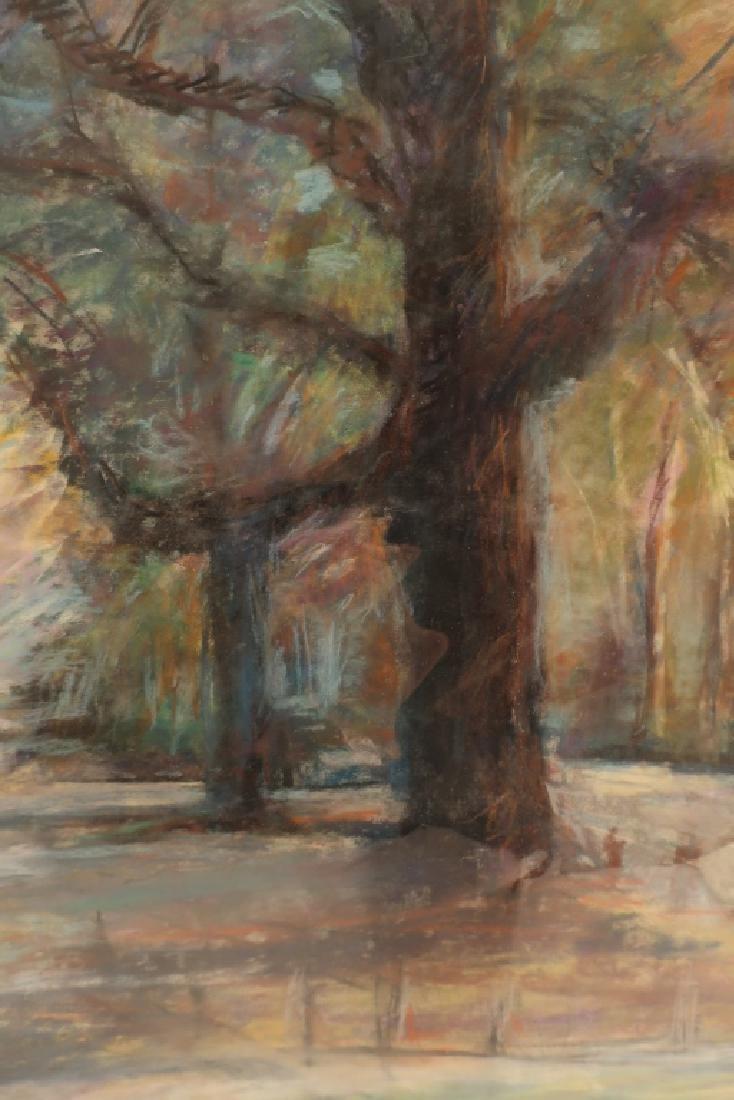 "Sandra Rubel, Am., ""Spring in Central Park"" - 2"