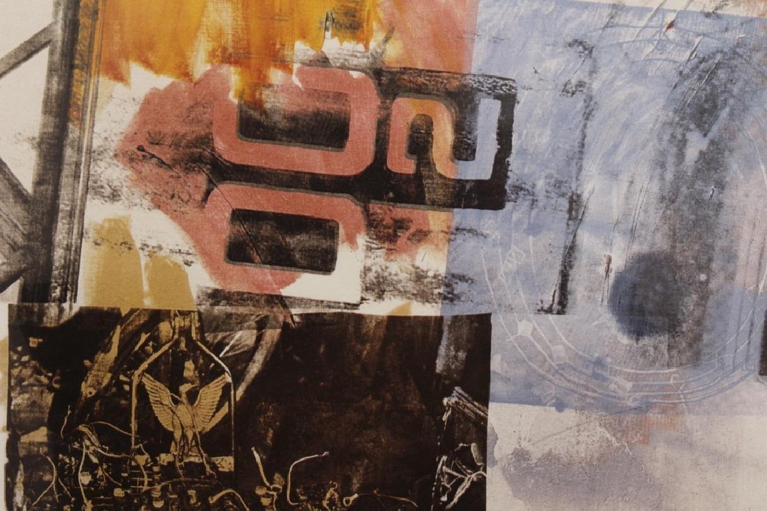 Rauschenberg, 1925-2008, Untitled, Litho, 1984 - 3