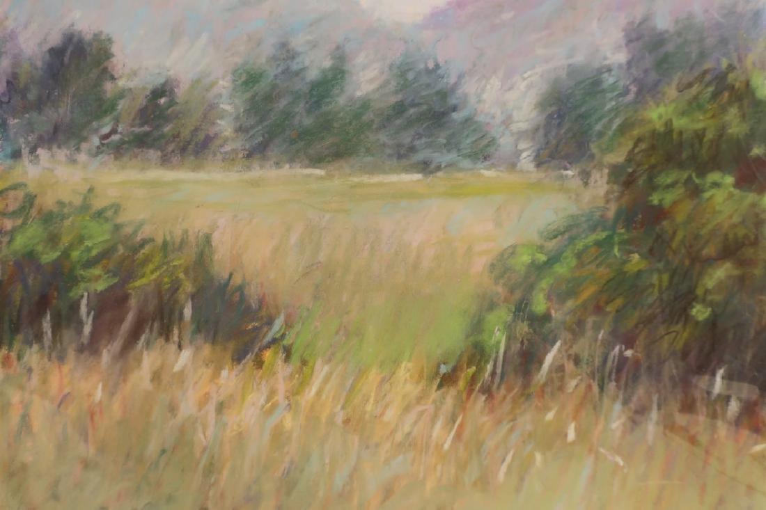 Sandra Rubel, Am. 5 Contemporary Pastels