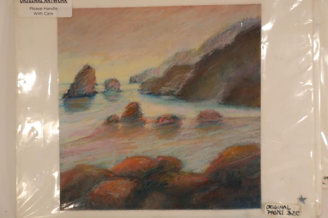 Sandra Rubel, Am. 5 Contemporary Pastels - 3
