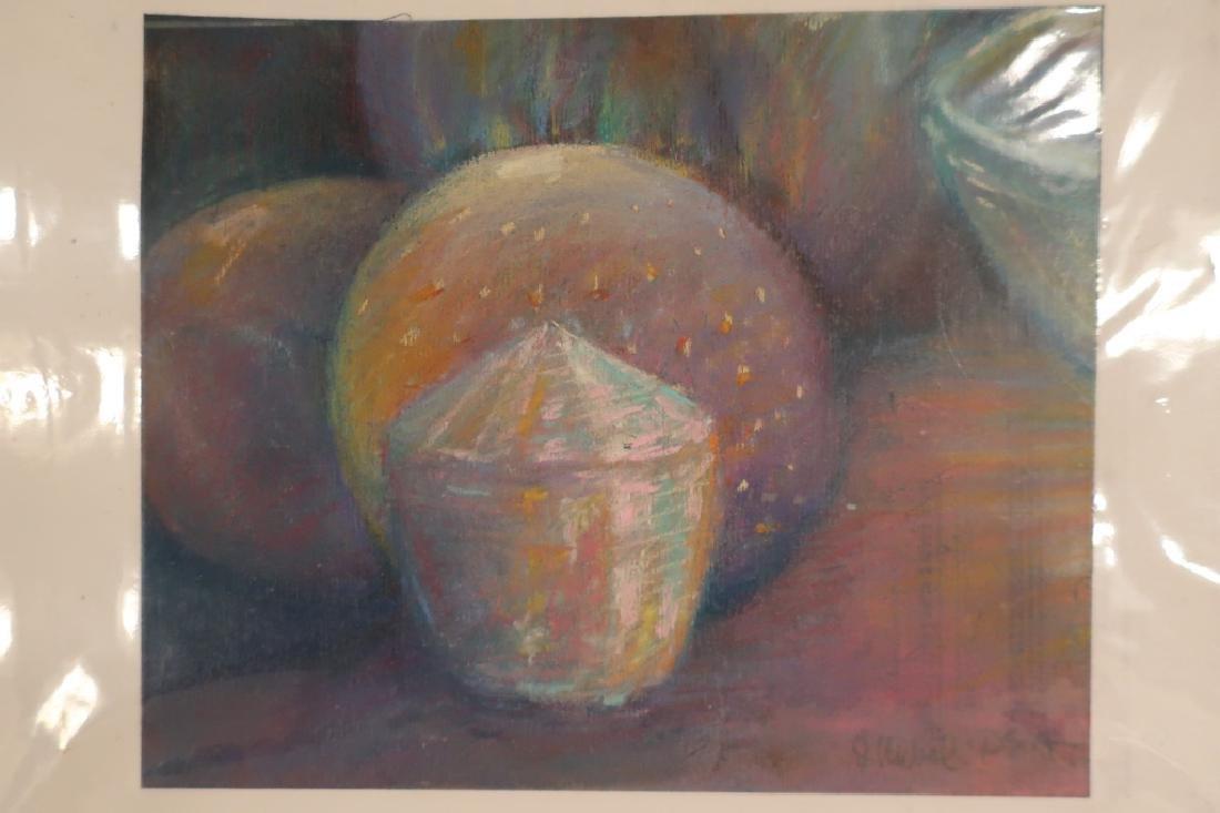 Sandra Rubel, Am. 5 Contemporary Pastels - 4