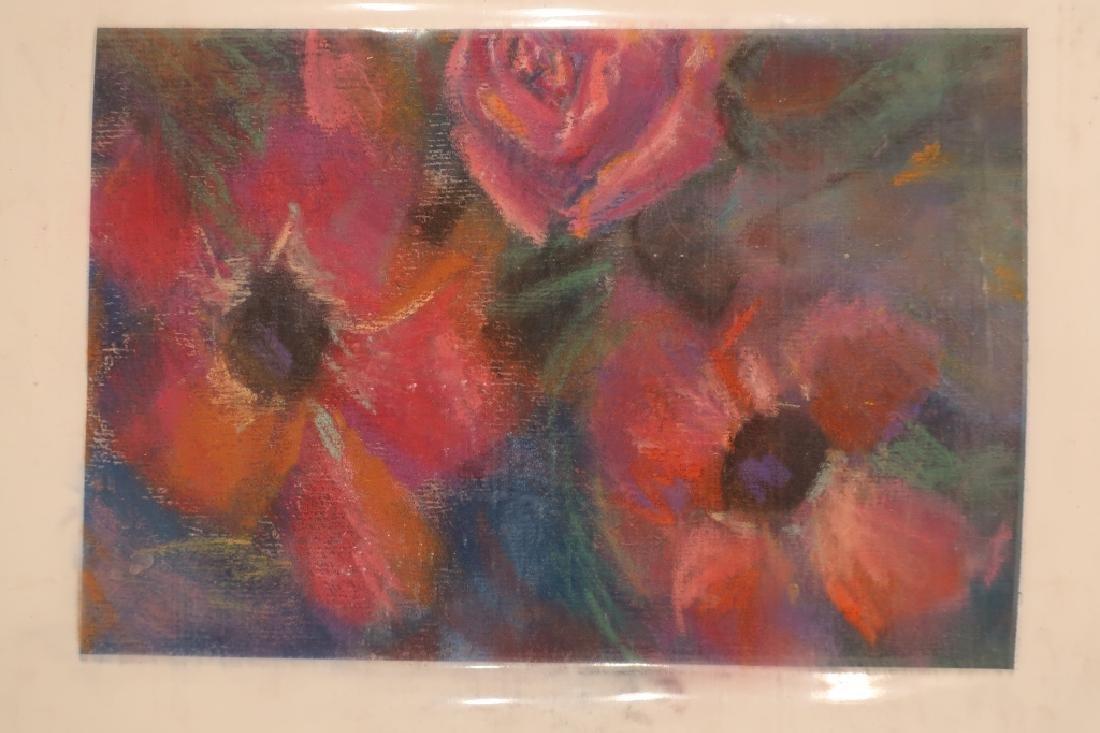 Sandra Rubel, Am. 5 Contemporary Pastels - 5