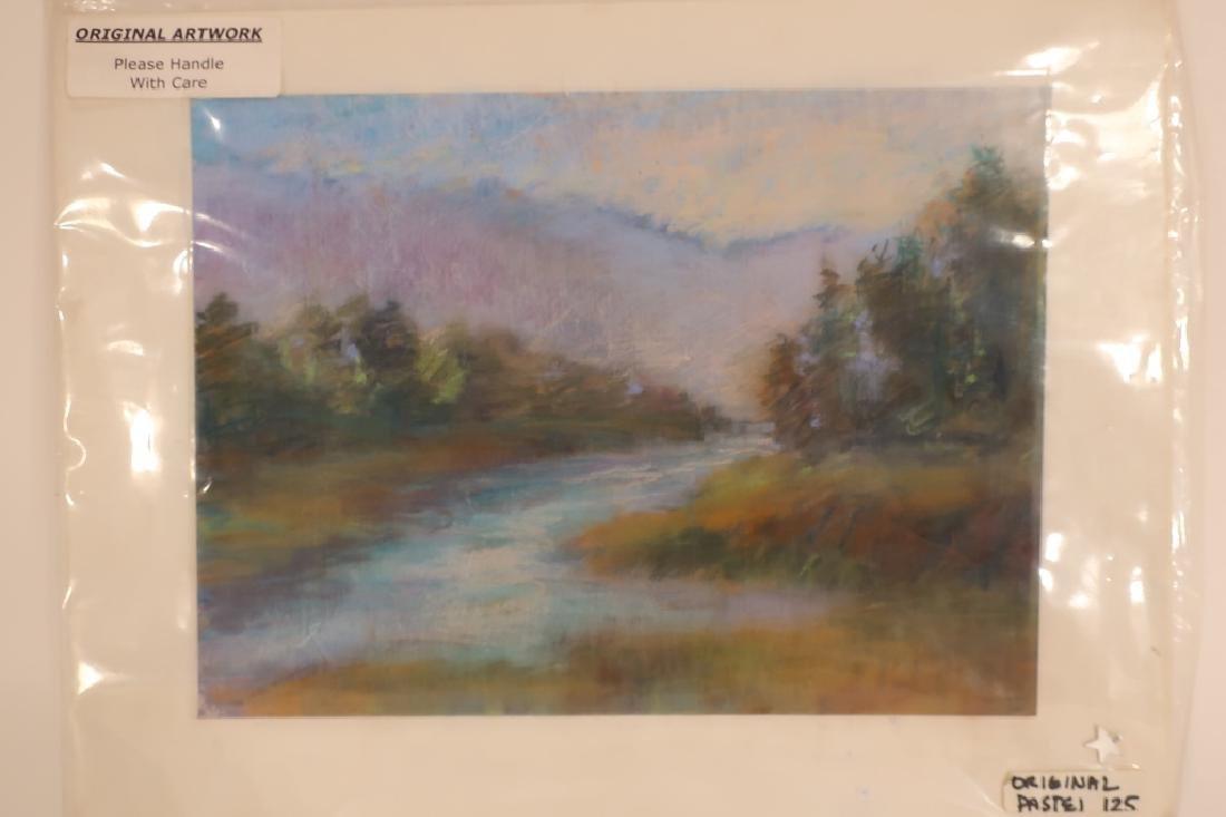 Sandra Rubel, Am. 5 Contemporary Pastels - 6
