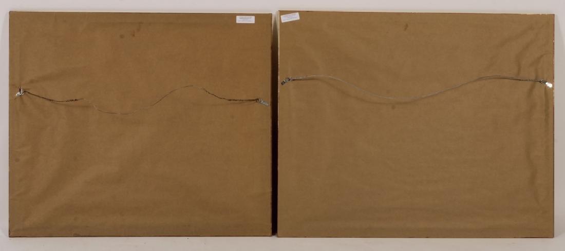 Lot of 2 Bruno Zupan Venice Scenes Lithographs - 10