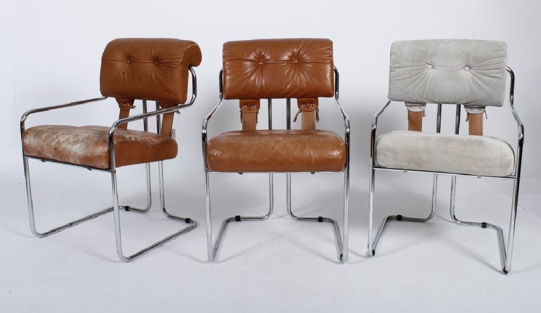 3 Pace Collection Chairs by Mariani