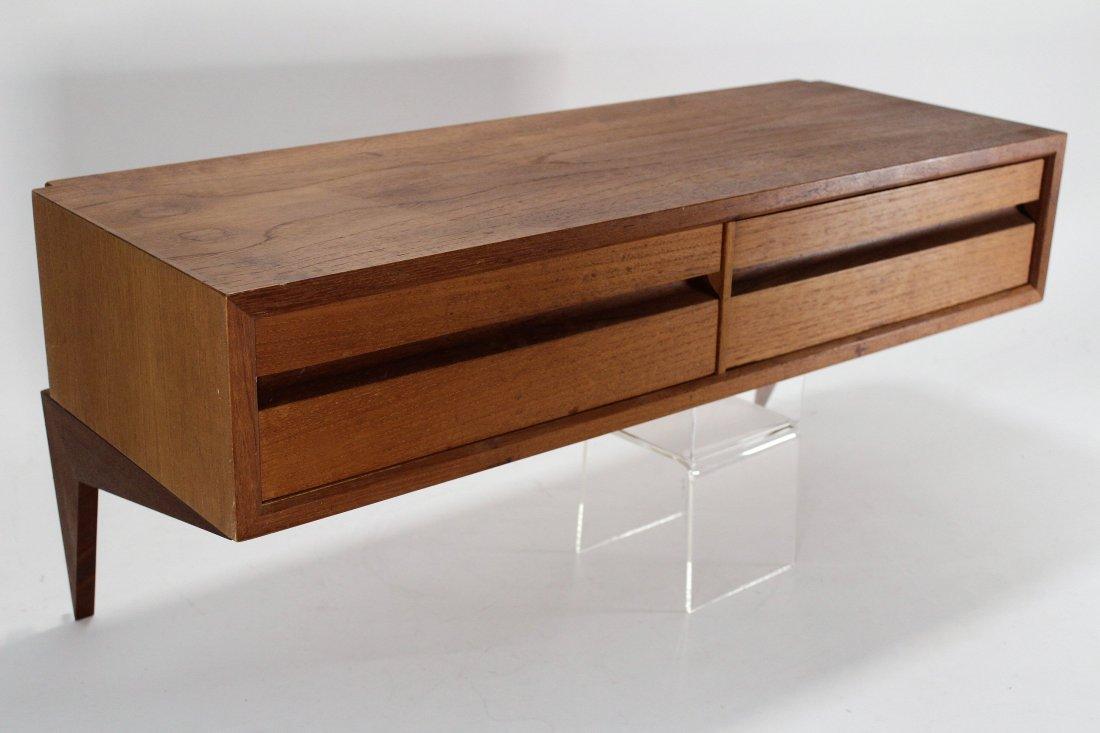 Poul Cadovius Danish Modern Desk/Shelf