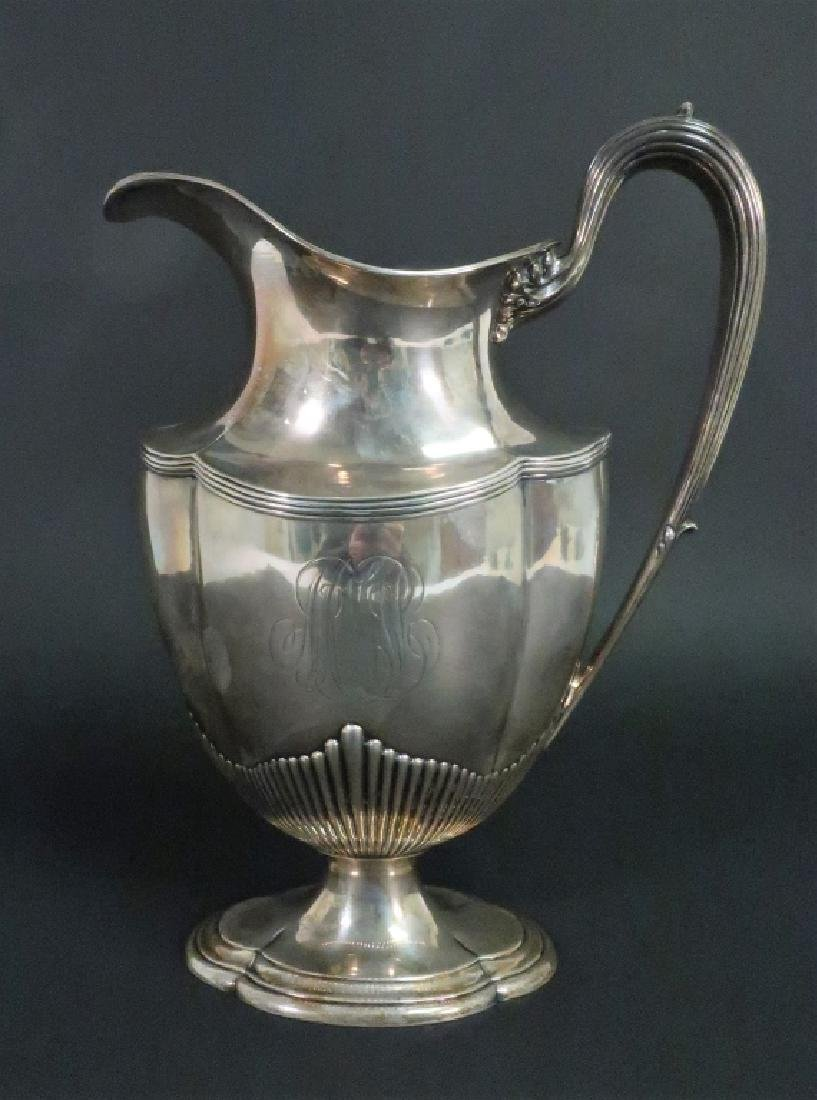 Theodore B. Starr Sterling Silver Water Pitcher