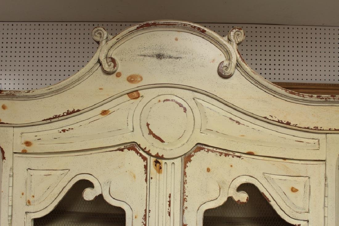 Habersham Plantation 2-Part Louis XV-Style Cabinet - 2