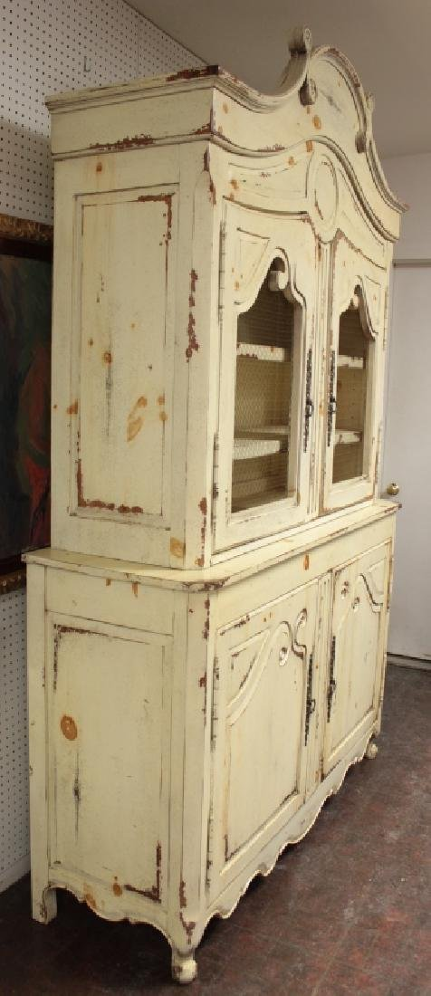 Habersham Plantation 2-Part Louis XV-Style Cabinet - 5