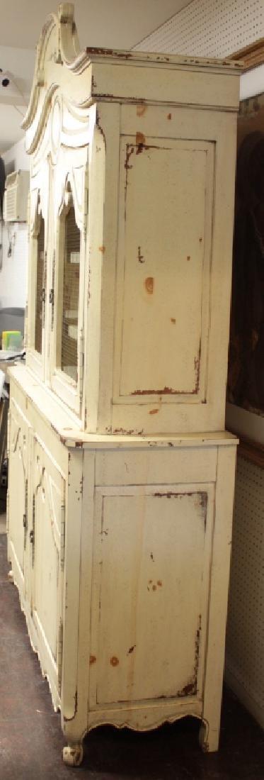 Habersham Plantation 2-Part Louis XV-Style Cabinet - 6