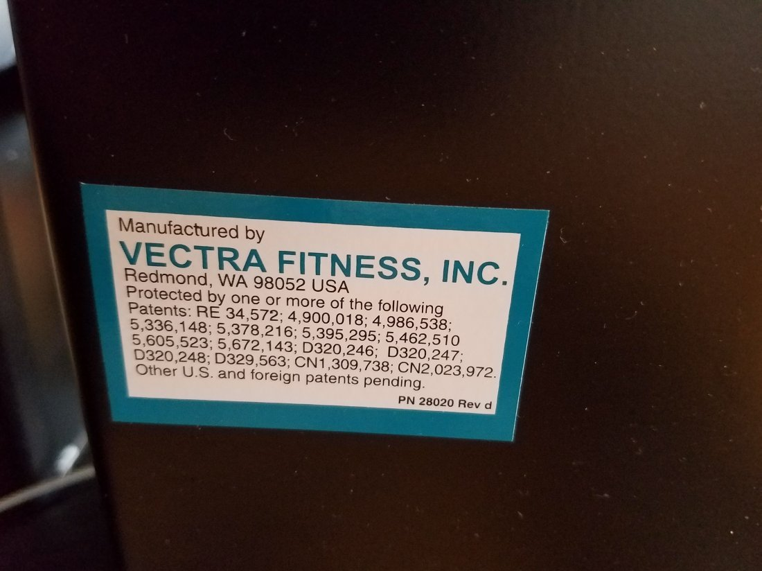 Vectra Fitness 210 lb Stack Multistation Gym - 4