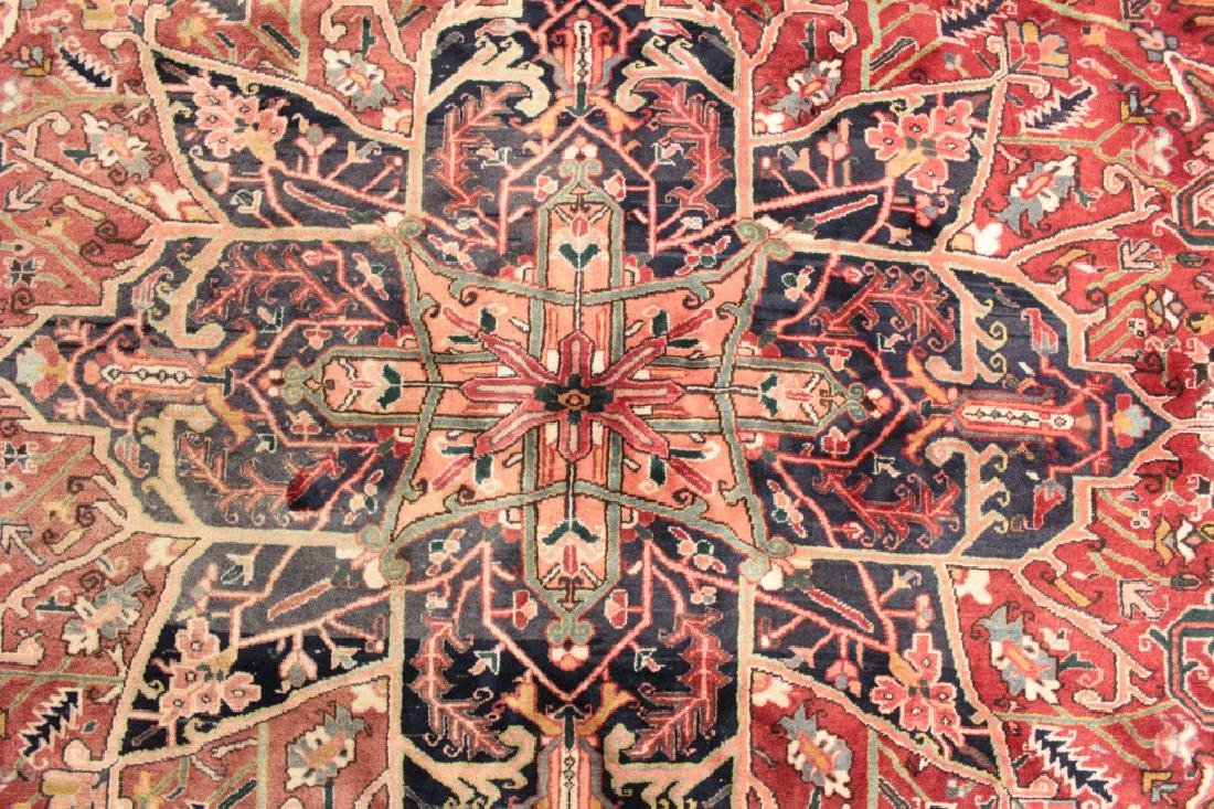 Heriz Carpet, 20th c.