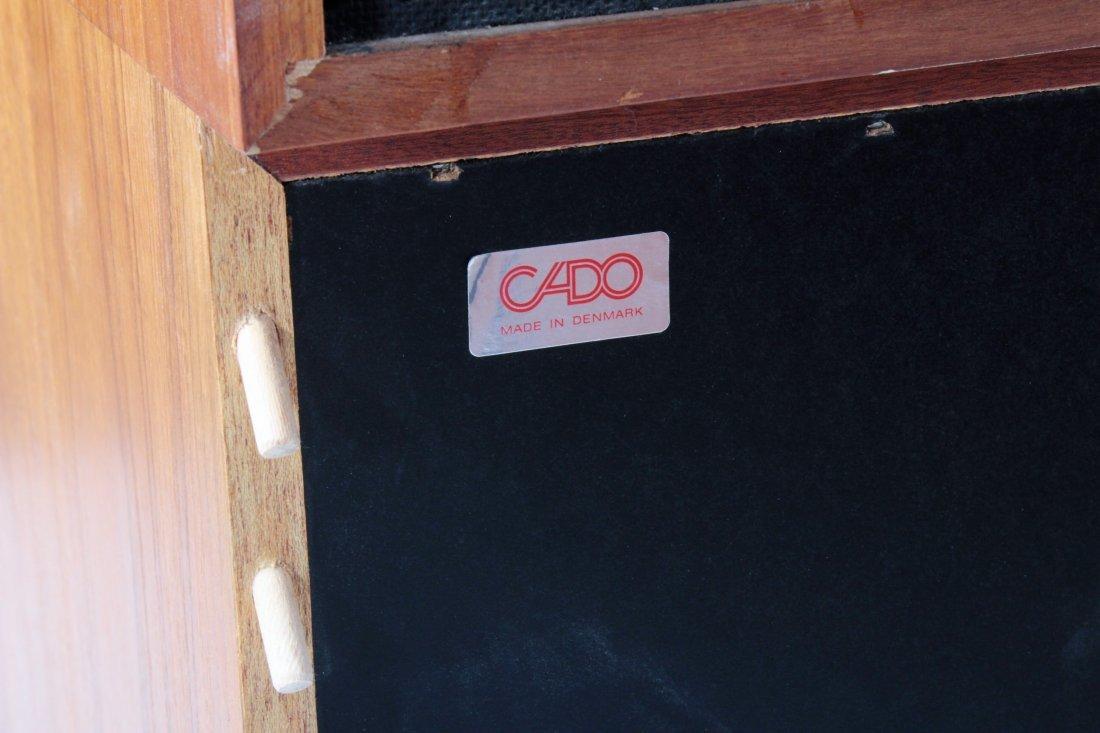 Poul Cadovius, CADO Mid Century Modern Wall Unit - 10