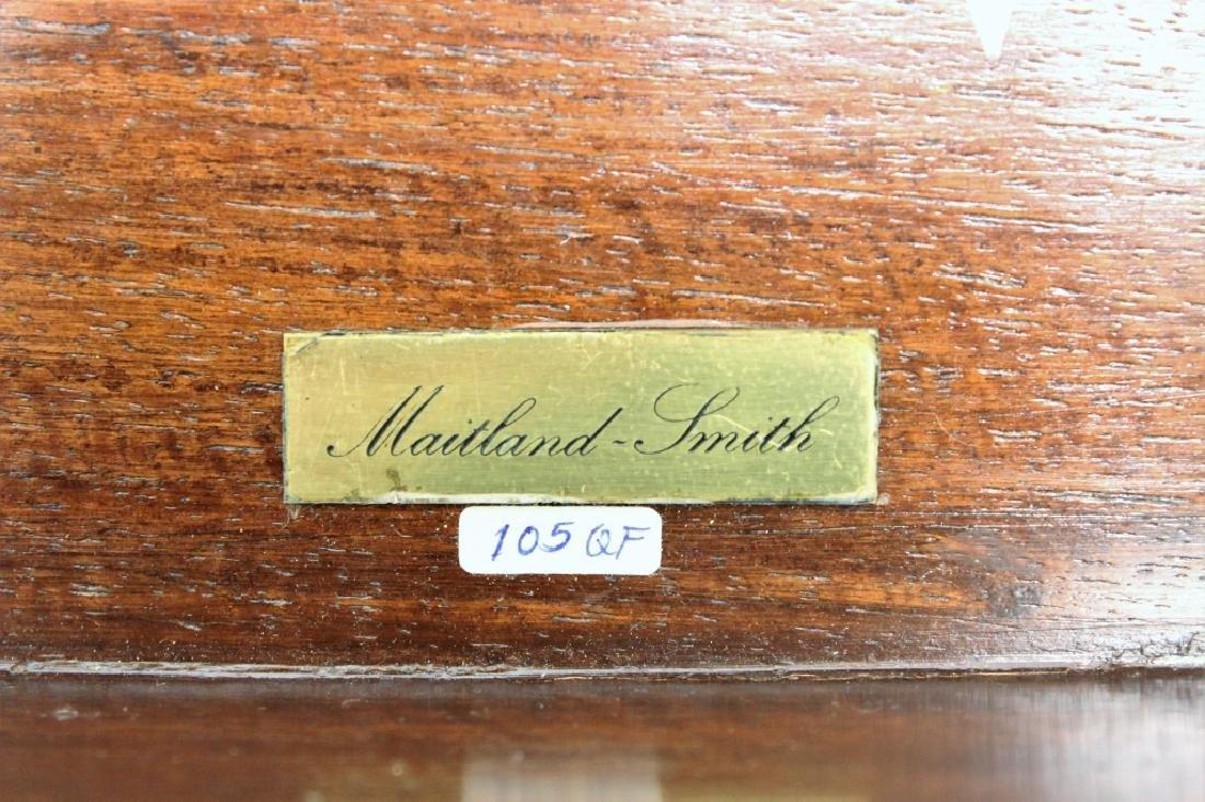 Maitland-Smith Modern Writing Desk Stone Tile - 6