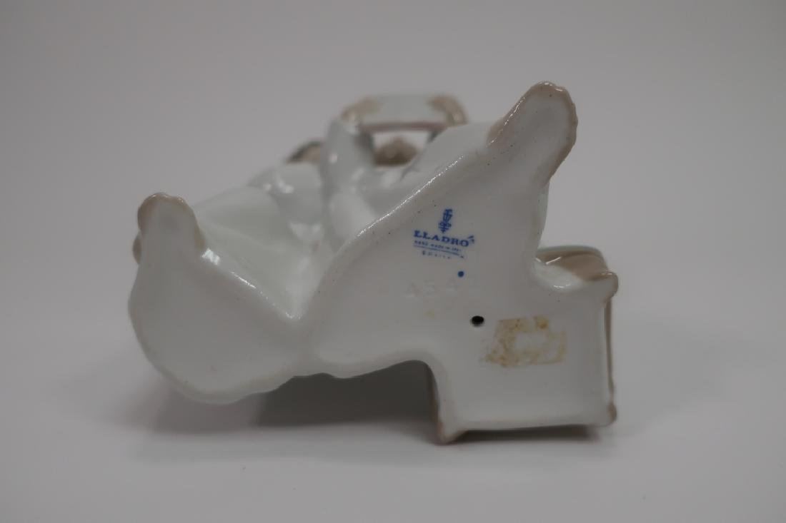 Lladro Figurine, Grupo de angeles - 6