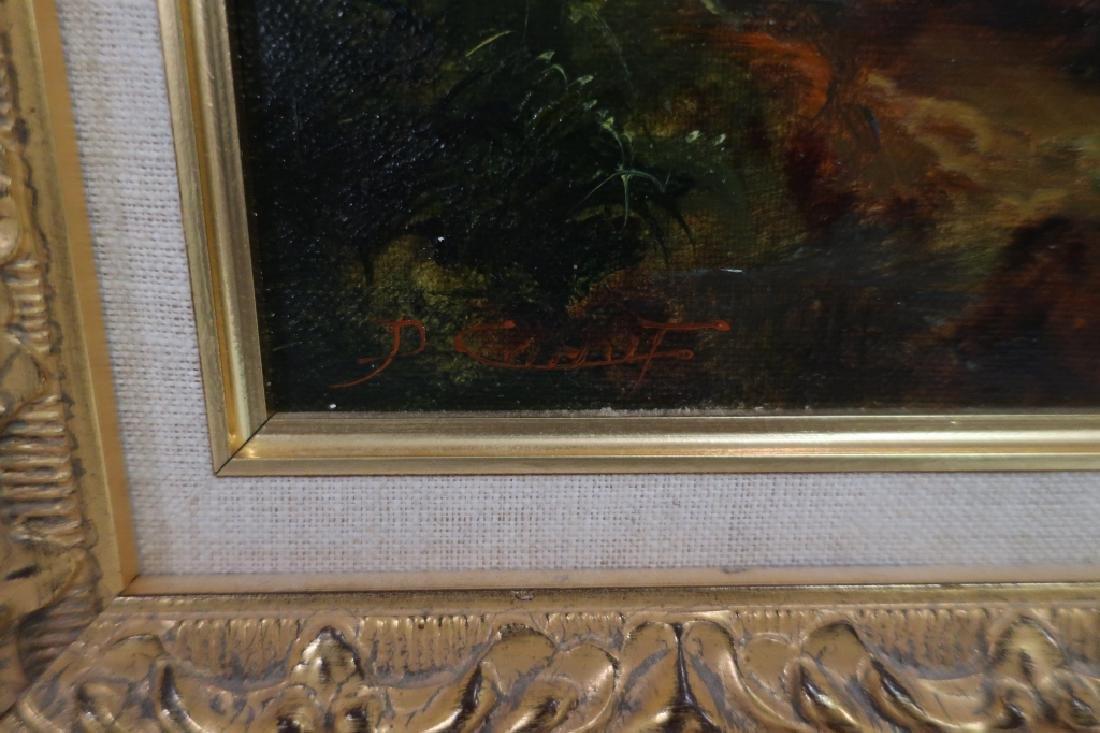 Pair of Landscape Paintings, 20/21st C. - 3