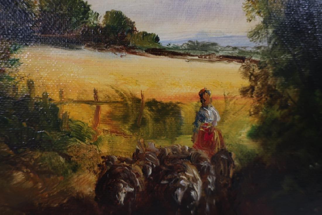 Pair of Landscape Paintings, 20/21st C. - 4