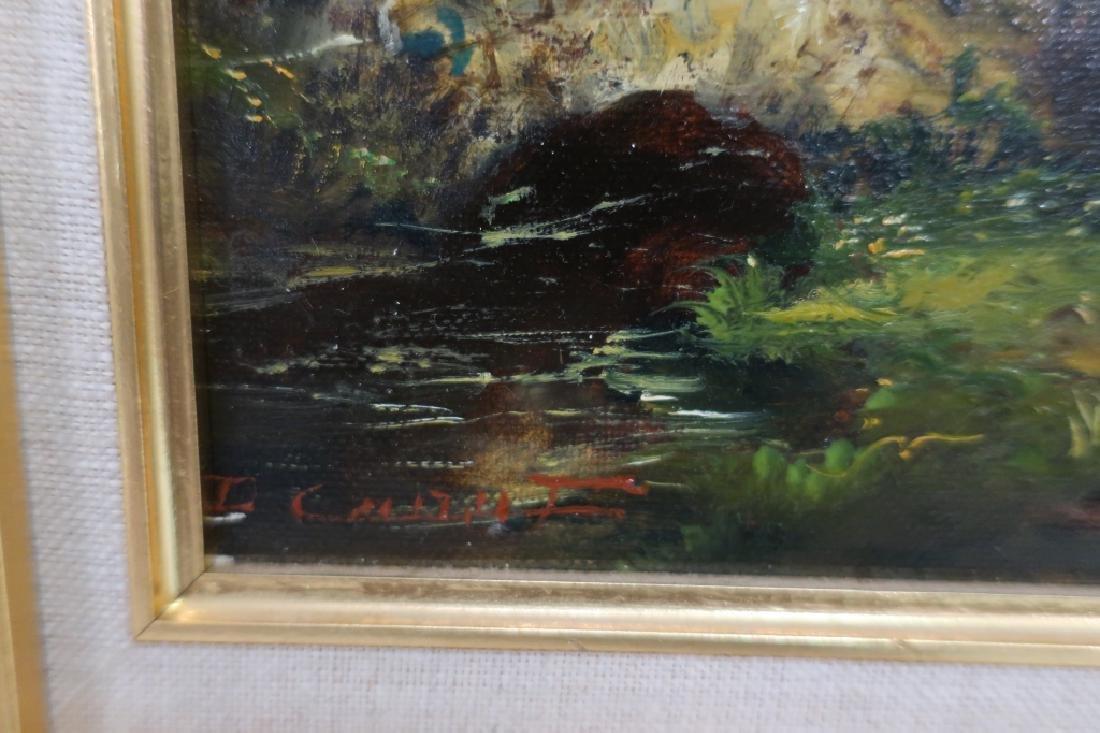 Pair of Landscape Paintings, 20/21st C. - 6