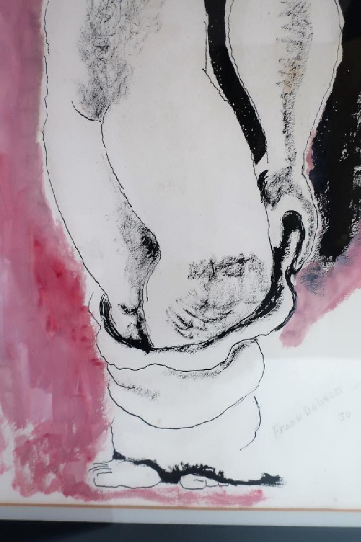 Frank Dobson, UK, 1888-1963, Nude , W/C, 1936 - 4