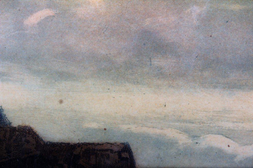 Auguste Brouet 1872-1941 Mont St. Michel, Etching - 9