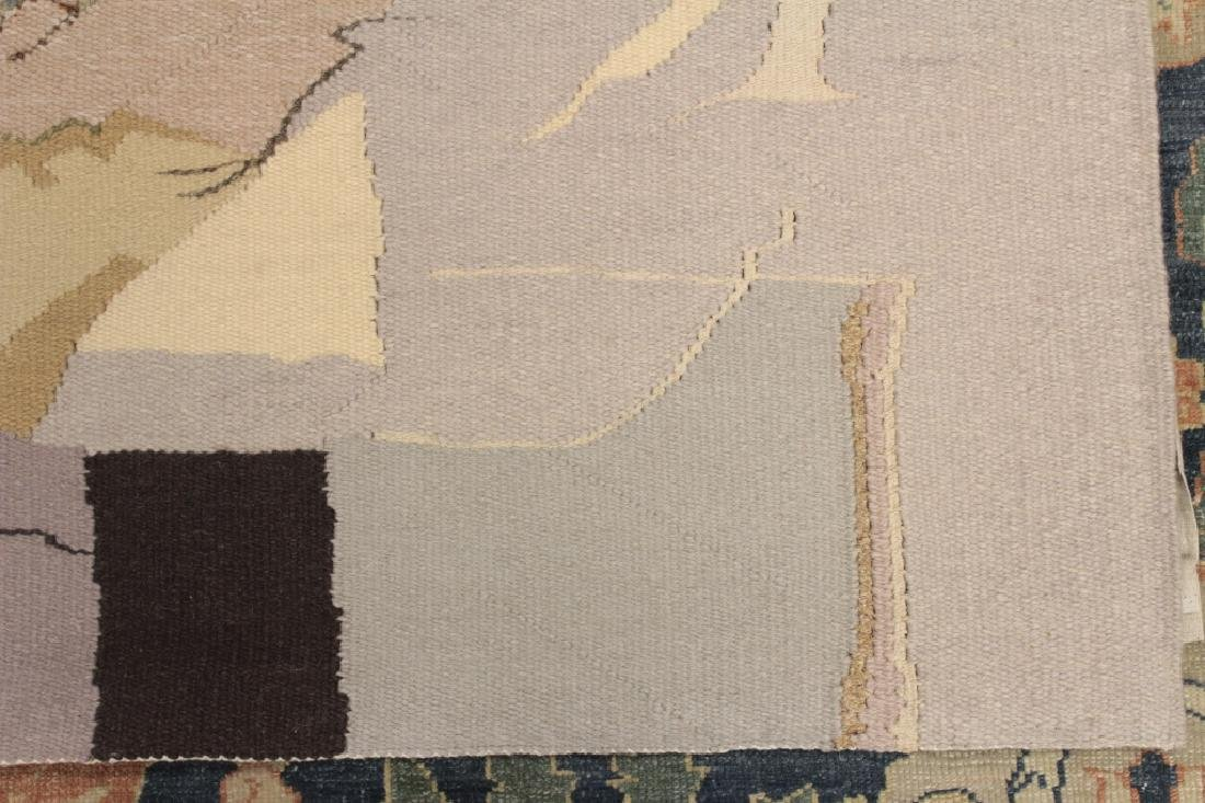 Michelle Lester 1942-2002 Charybdis, Wool Tapestry - 5