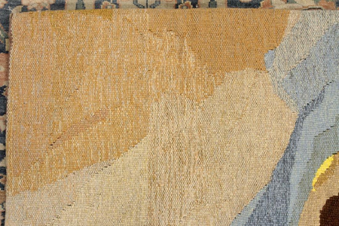"Doris Bally ""Big Sur II"" Wool Tapestry, 20th c. - 5"