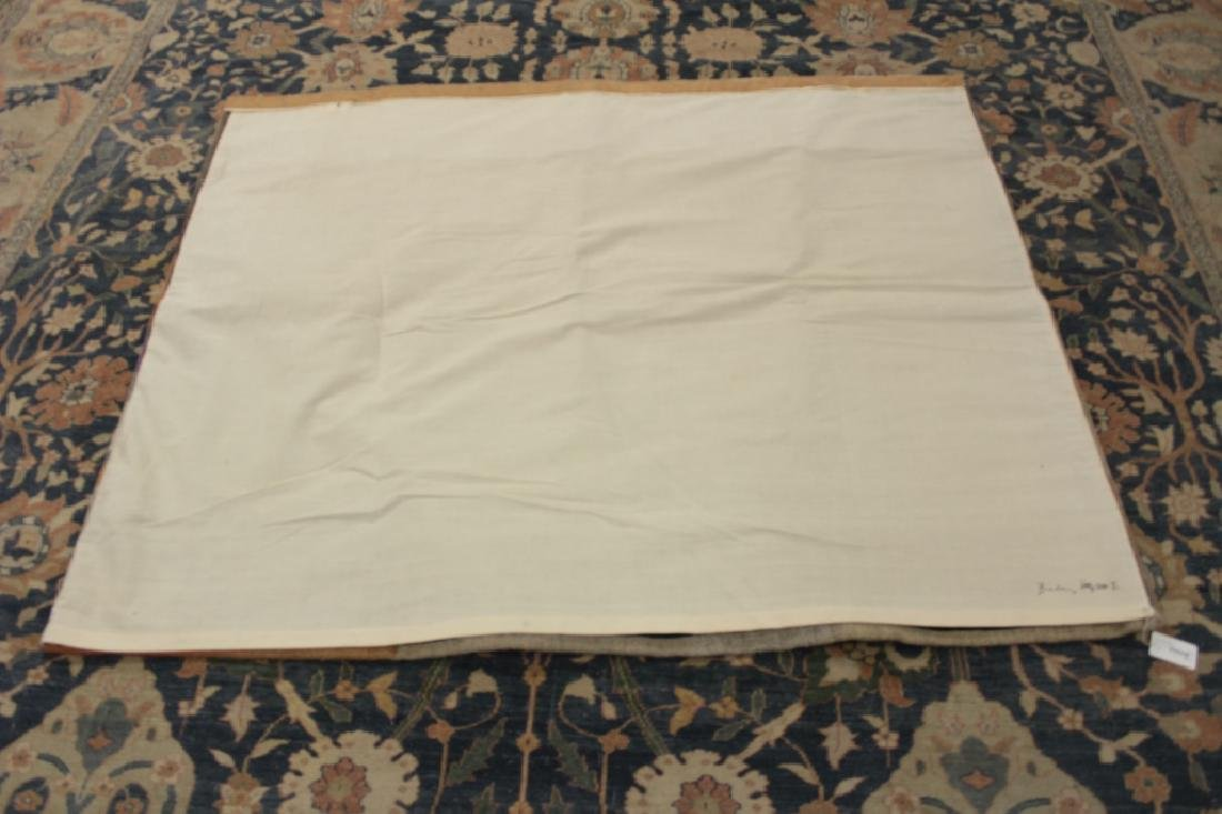 "Doris Bally ""Big Sur II"" Wool Tapestry, 20th c. - 6"
