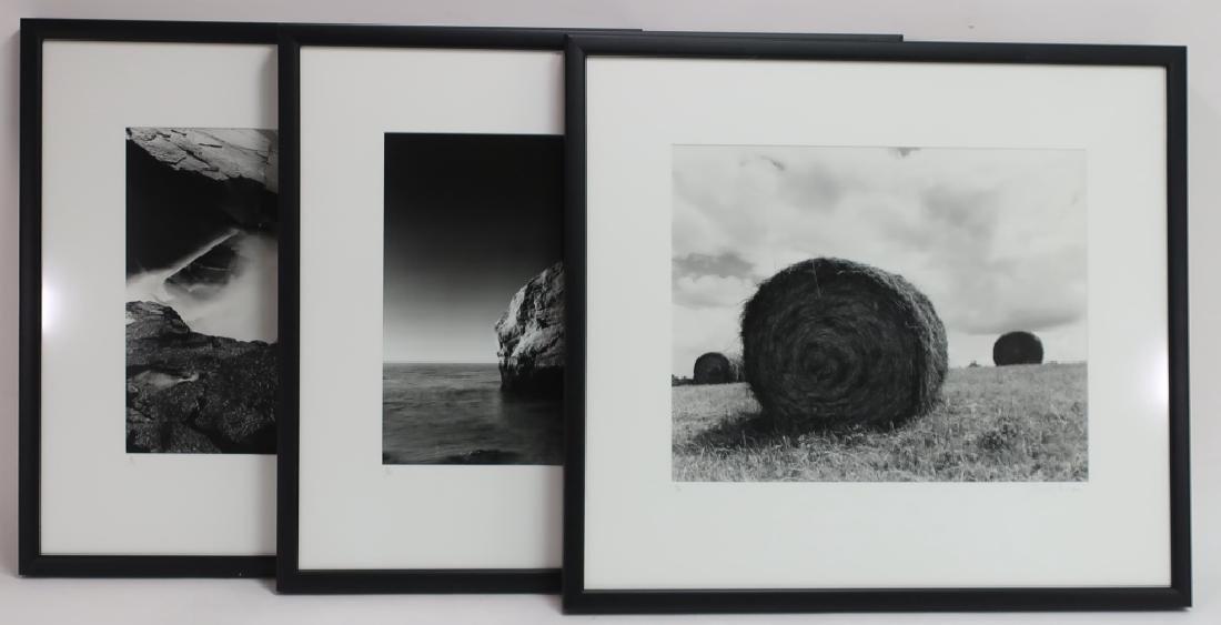 3 Daniel Jones Silver Gelatin Photographs 20th c.