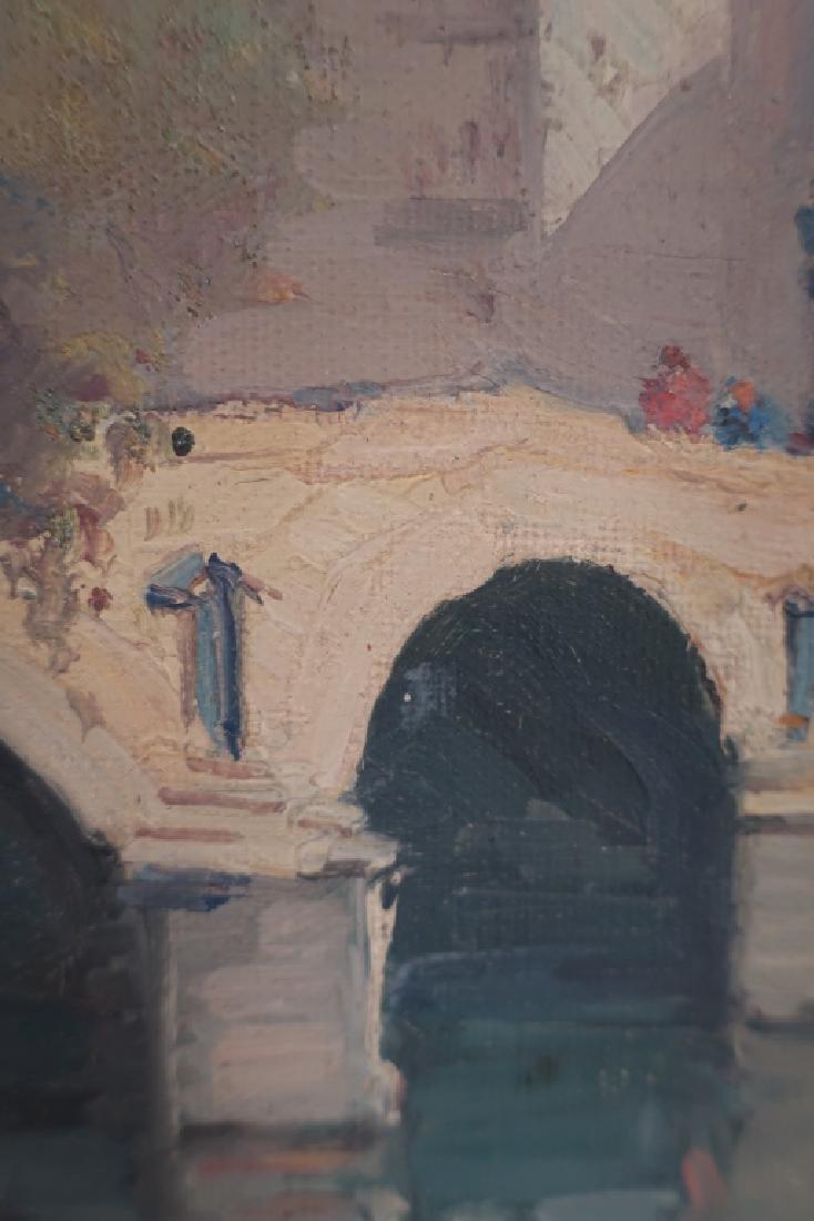 2 Lucien Ducuing Sacre Coeur & Pont Marie O/C - 4