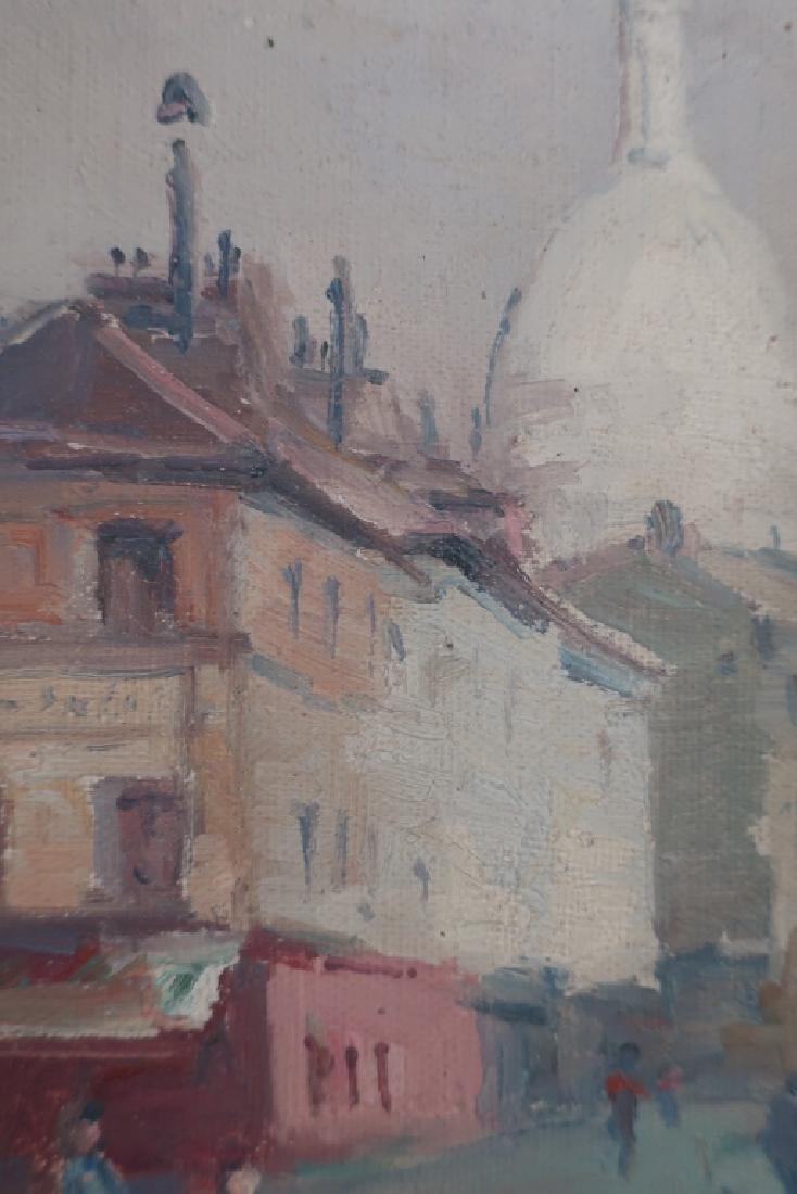 2 Lucien Ducuing Sacre Coeur & Pont Marie O/C - 5