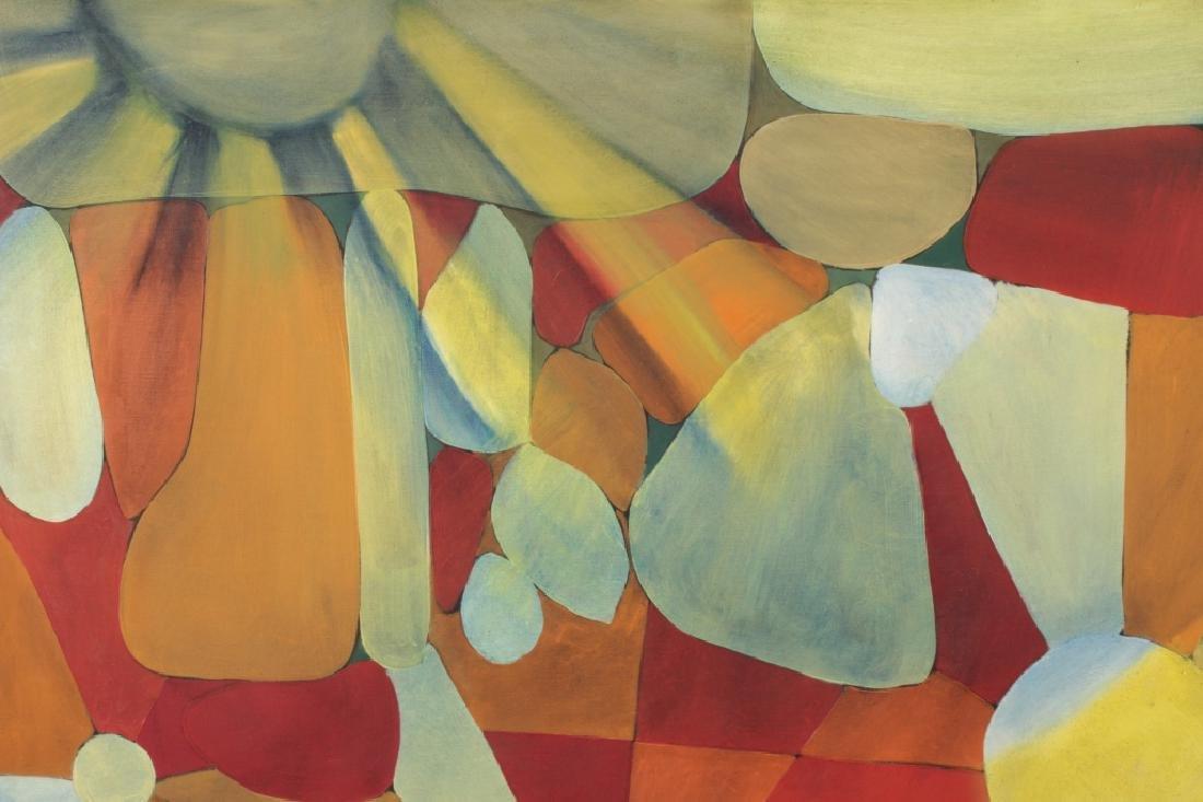 Arnold Weber, Am., Abstract Sunshine