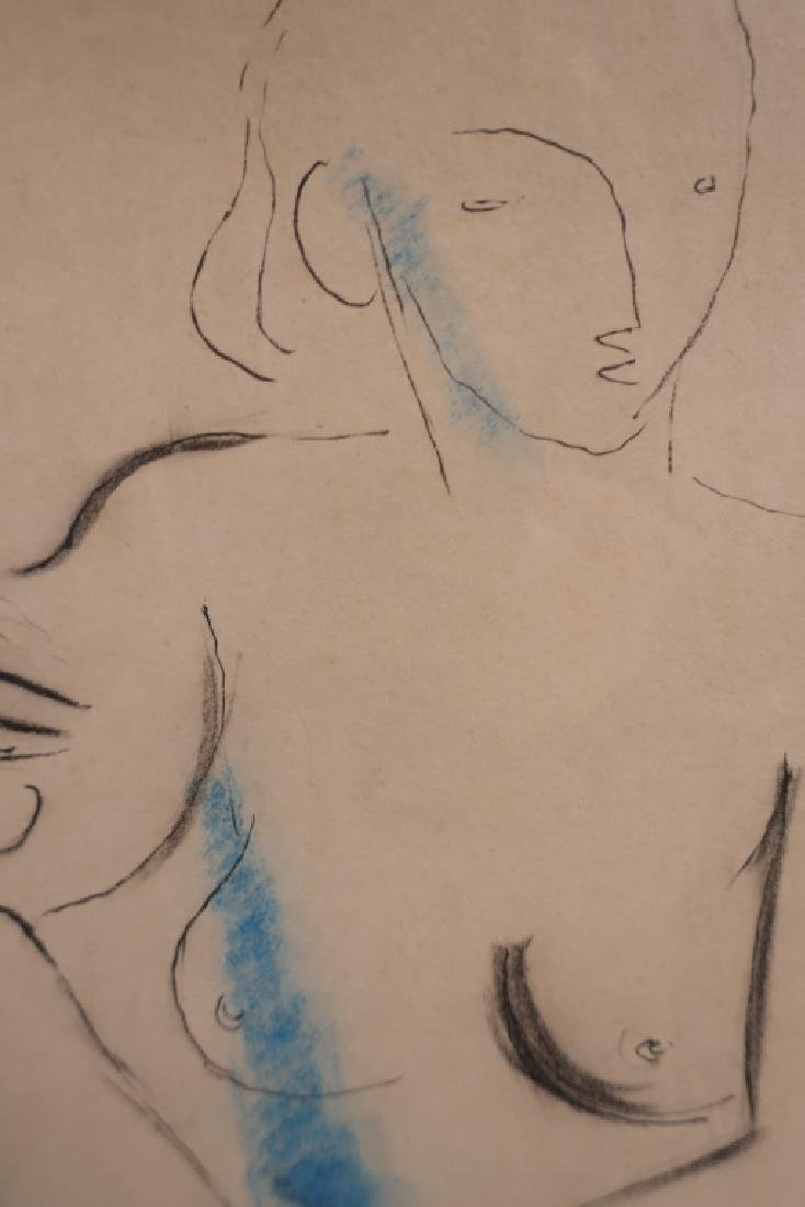 Francis Butterfield, UK, 1905-1968, Nude, '37, W/C - 3