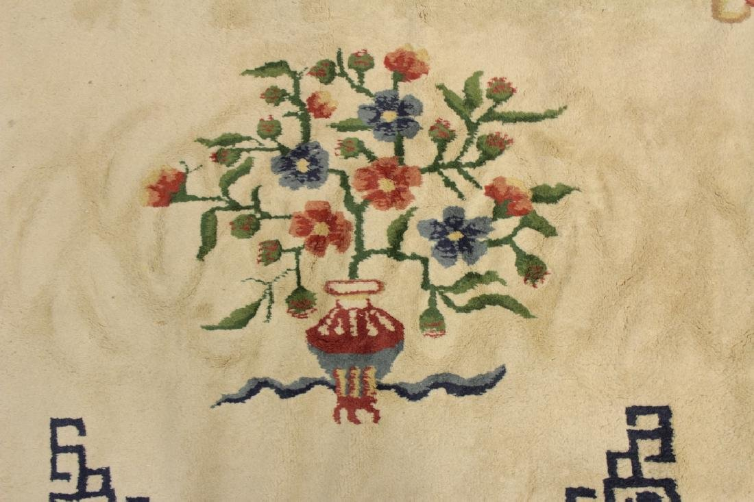 Chinese Carpet, Floral