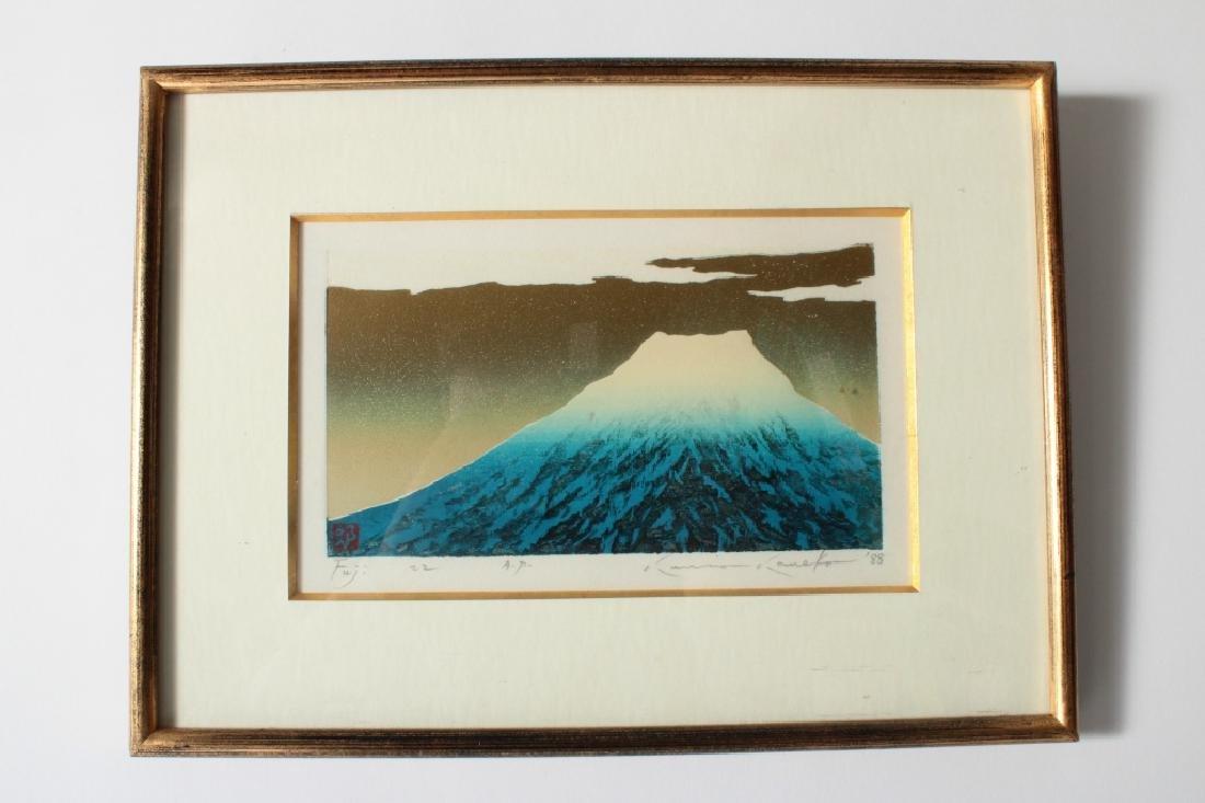 Kunio Kaneko, Jap.,11 Woodblocks/Prints - 2