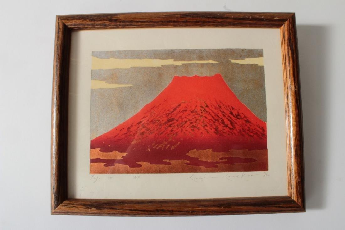 Kunio Kaneko, Jap.,11 Woodblocks/Prints - 3