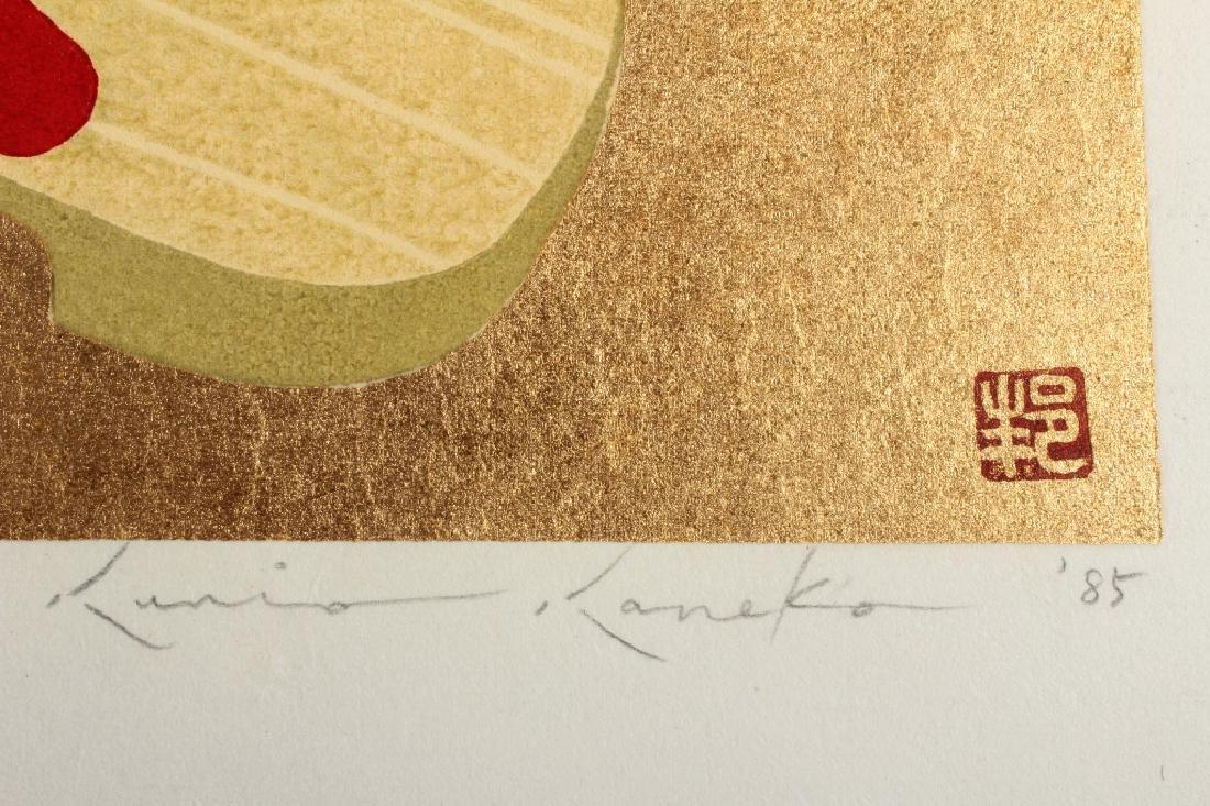 Kunio Kaneko, Jap.,11 Woodblocks/Prints - 5