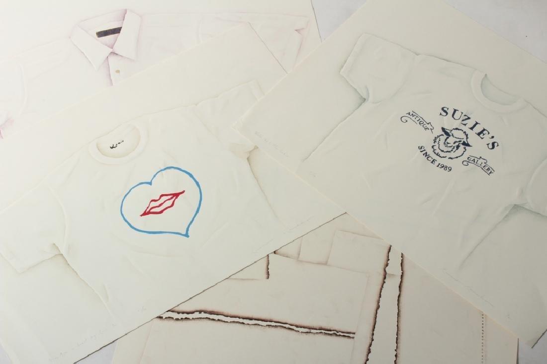 Kunio Kaneko, Jap.,11 Woodblocks/Prints - 6