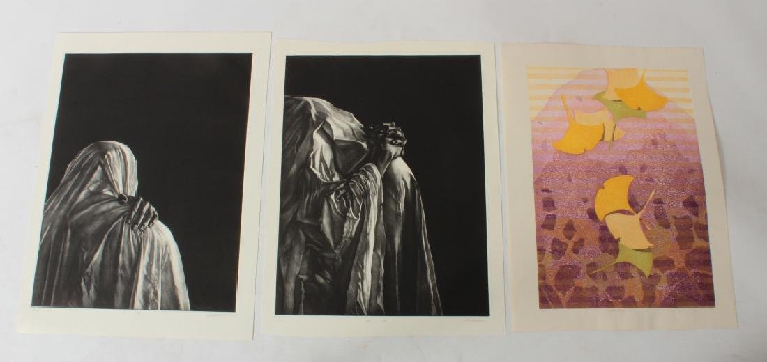 16 Pcs. of Contemporary Japanese Art - 3